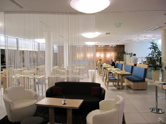 Holiday Inn Express Marseille-Saint Charles: 朝食会場