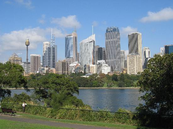 Sydney, Australien: シドニーダウンタウン