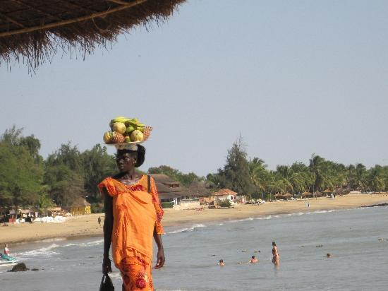 Les Bougainvillees : Beach