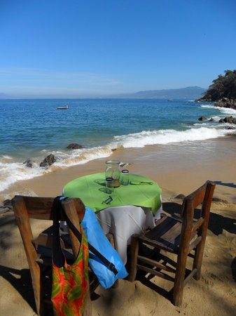 Vallarta Adventures: Las Caletas lunch