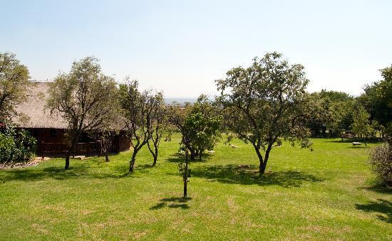 Garden at the Farm Inn