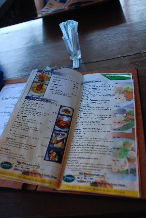 Rendezvous: menu