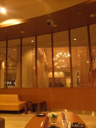 Hotel Kogure: 喫煙所