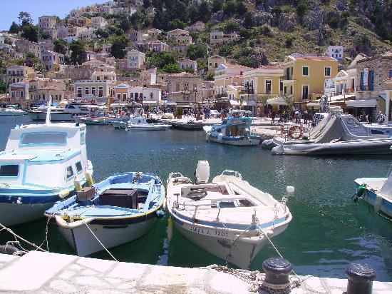 Kalithea Mare Palace: symi, l'île aux éponges