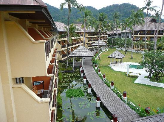 The Emerald Cove Koh Chang : vue chambre deluxe