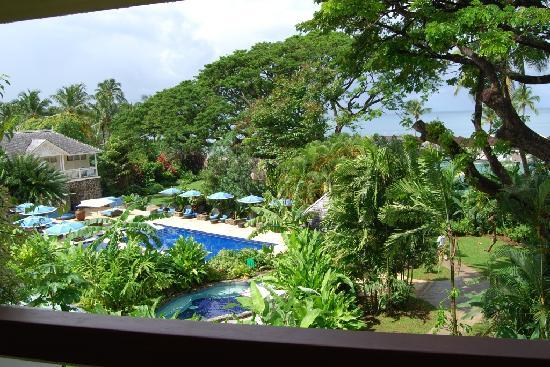Rendezvous Resort: Garden view room