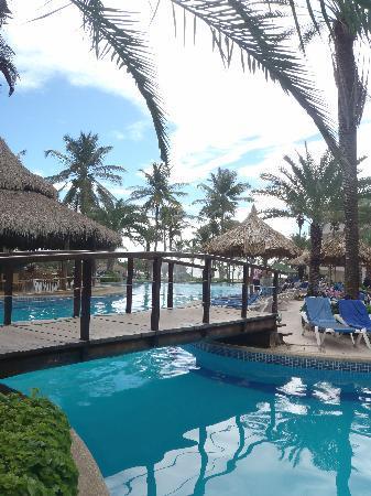 Isla Caribe Beach Hotel : piscine du isla caribe