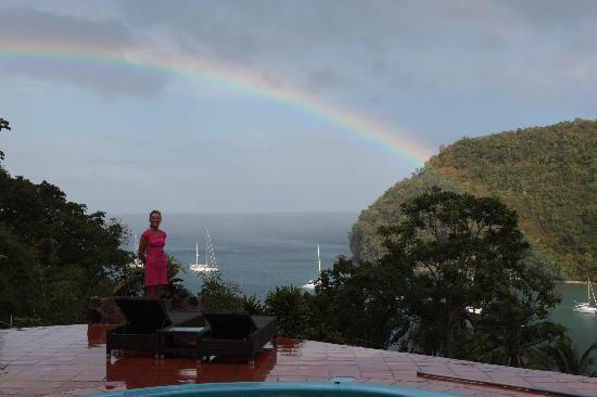 Marigot Palms Luxury Caribbean Guesthouse and Apartments: 123