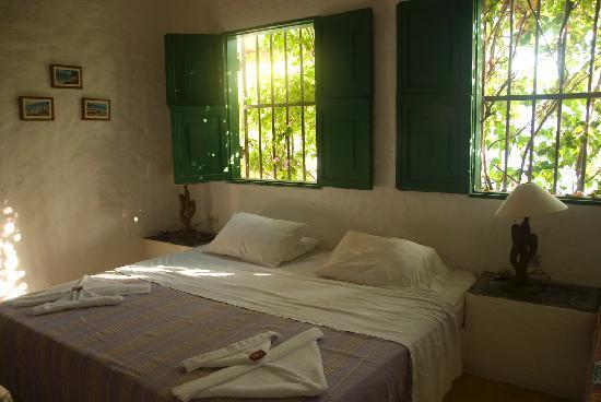 Posada La Quigua Los Roques: Camera da letto