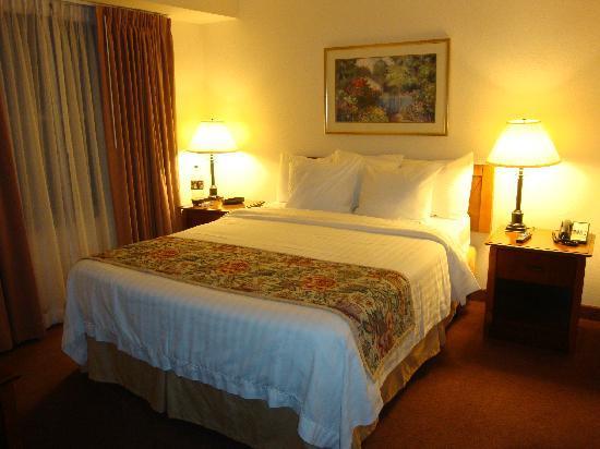 Residence Inn Marriott: Einfach nur gemütlich...