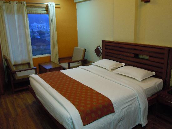 Grand Plaza Munnar : Room