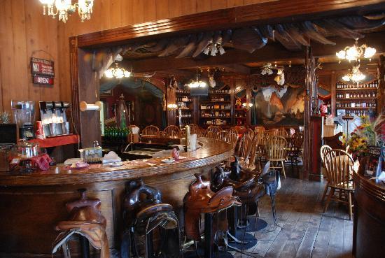 Jackson Hole Playhouse : great food