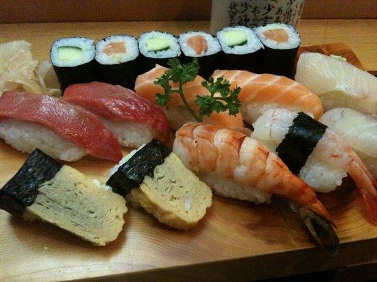 sushi Iwase