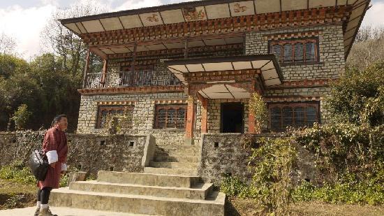 Jigme Dorji National Park : Park Hdqtrs, JDNP