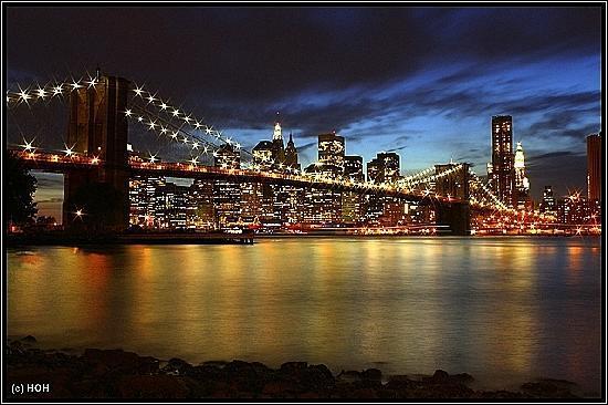 brooklyn bridge bei nacht foto di new york city new york tripadvisor. Black Bedroom Furniture Sets. Home Design Ideas
