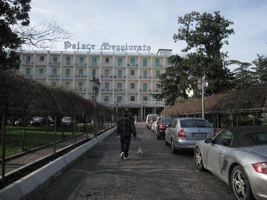 Palace Hotel Meggiorato: esterno