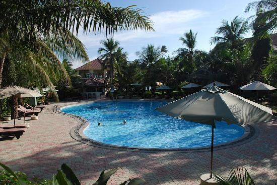 The Beach Resort : Swimming pool 1