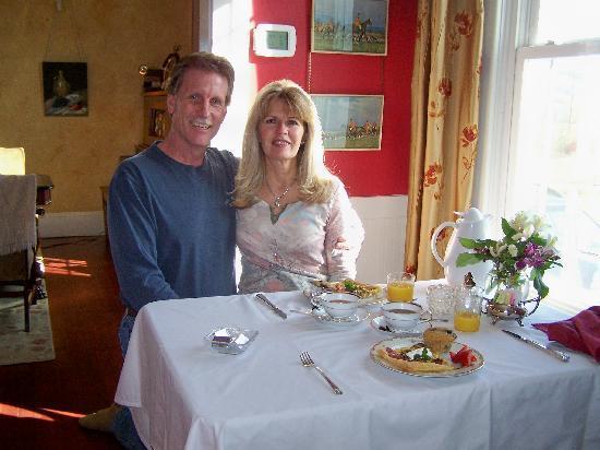 C. H. Bailey House: Bon Appetit!