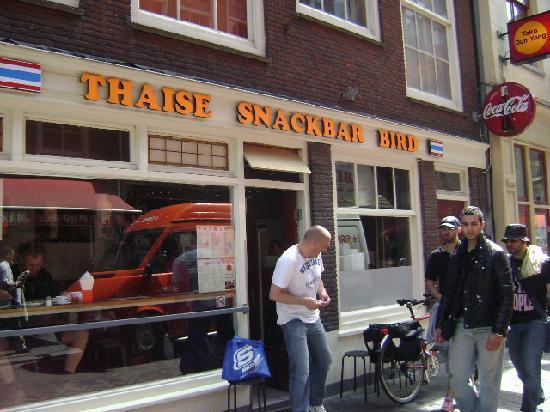 thais eten amsterdam