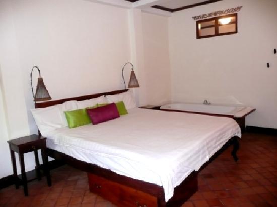 Lotus Villa Boutique Hotel : Waterlily room