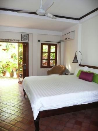 Lotus Villa Boutique Hotel: Waterlily room