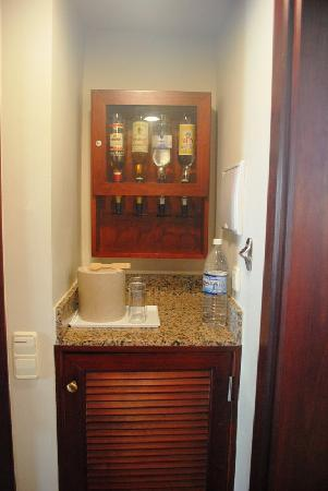 Hotel Riu Montego Bay : Mini-bar