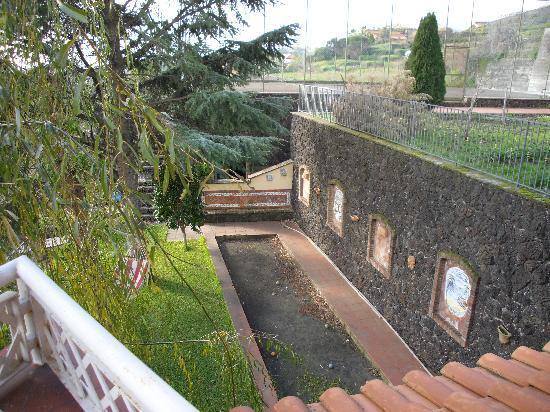 B&B Villa Dagala: Campo da boccie
