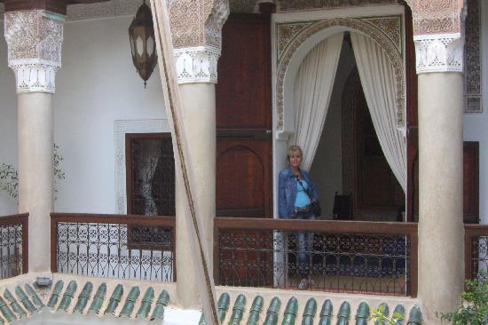 Riad Safar : la chambre