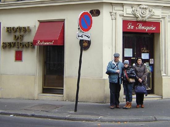 Hotel de Sevigne: Hotel de Sévigné