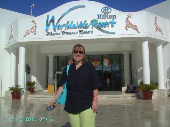 Sharm Dreams Resort: Hilton Sharm Dreams