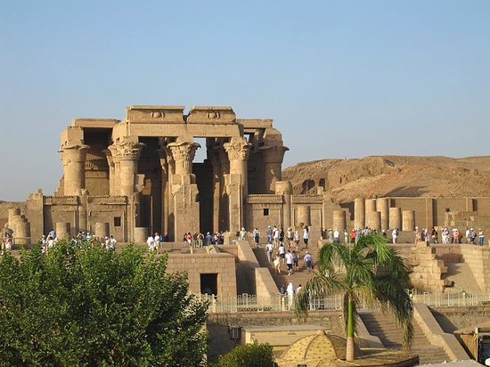 Image result for kom ombo temple in egypt