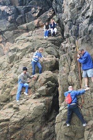 Grottes de Jobourg