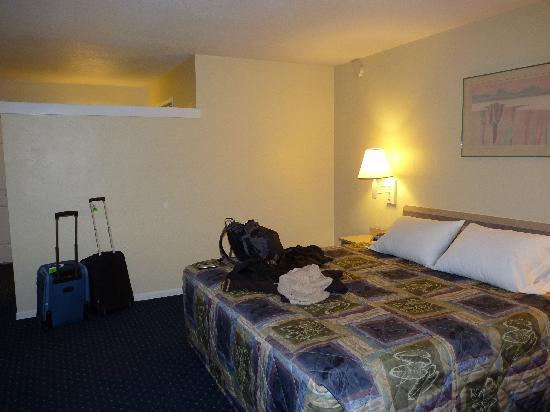 Rodeway Inn Downtown Phoenix: la chambre