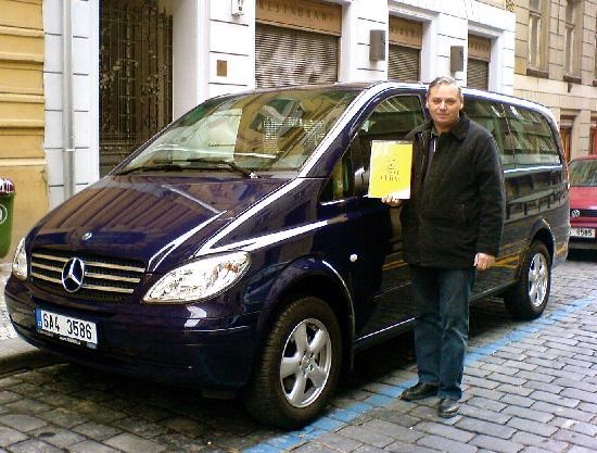 Personal Prague Guide - Private Tours : Tour in the high quality car!