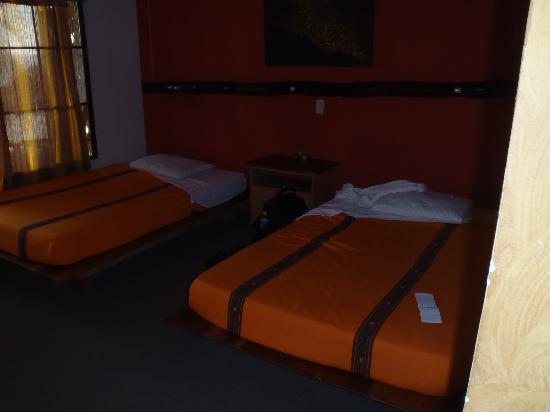 Hotel Tekuani Kal: Chambre