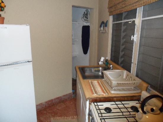 Coqui del Mar Guest House: Kitchen