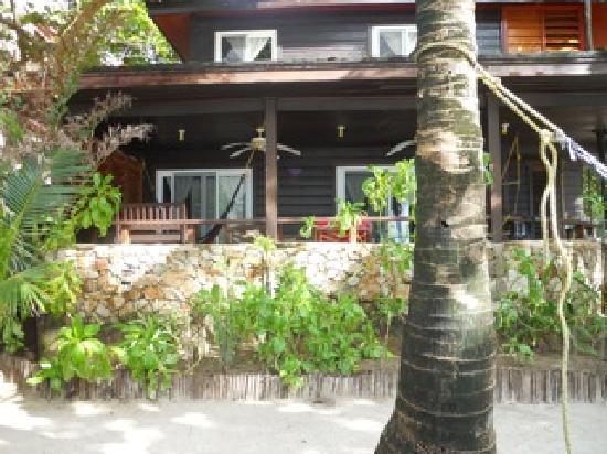 Island Pearl: Villa