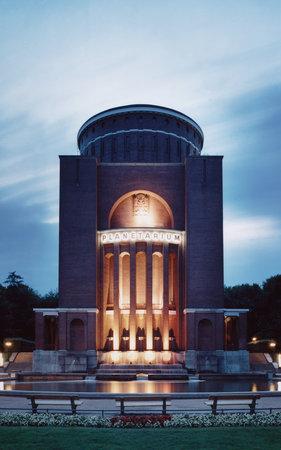 Planetarium Hamburg: Planetrium Hamburg
