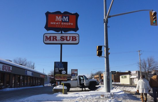 MR.SUB Sturgeon Falls, ON