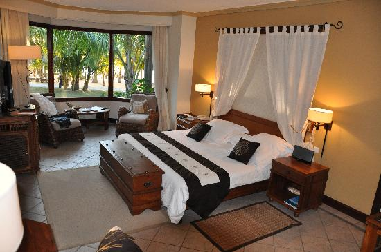 Dinarobin Beachcomber Golf Resort & Spa: chambre traditionnelle