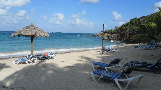 Paya Bay Resort: Beach view