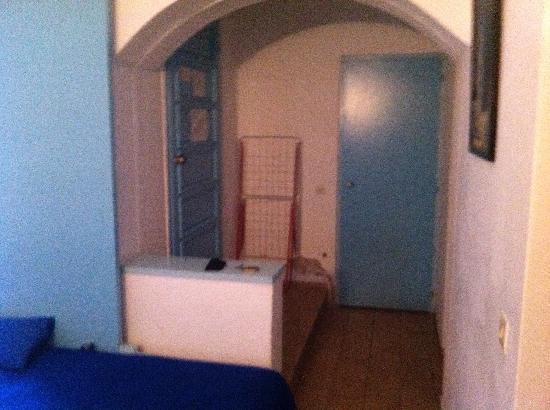 Igoudar Aparthotel: Living room