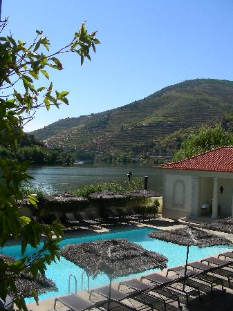 The Vintage House Douro: View from room, CS Vintage House, Douro Valley
