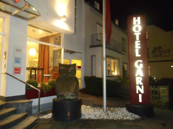 Hotel UHU : Main entrance