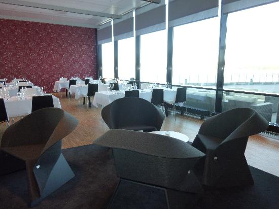 Thon Hotel Kirkenes: das Restaurant