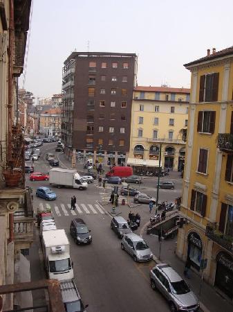 Hotel Nuovo Milano Of Via Marghera Street In Front Of The Hotel Foto Di