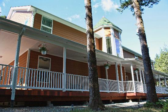The Compass Rose Bed and Breakfast: Peace and tranquility