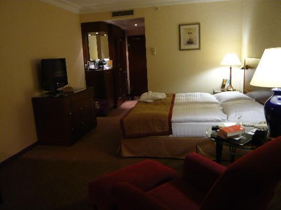 Hilton Mainz City: Ein Deluxe Zimmer