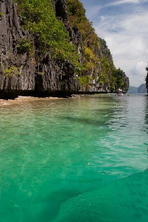 El Nido Resorts Miniloc Island: Miniloc - lagoon