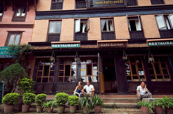 Shiva's Cafe Corner